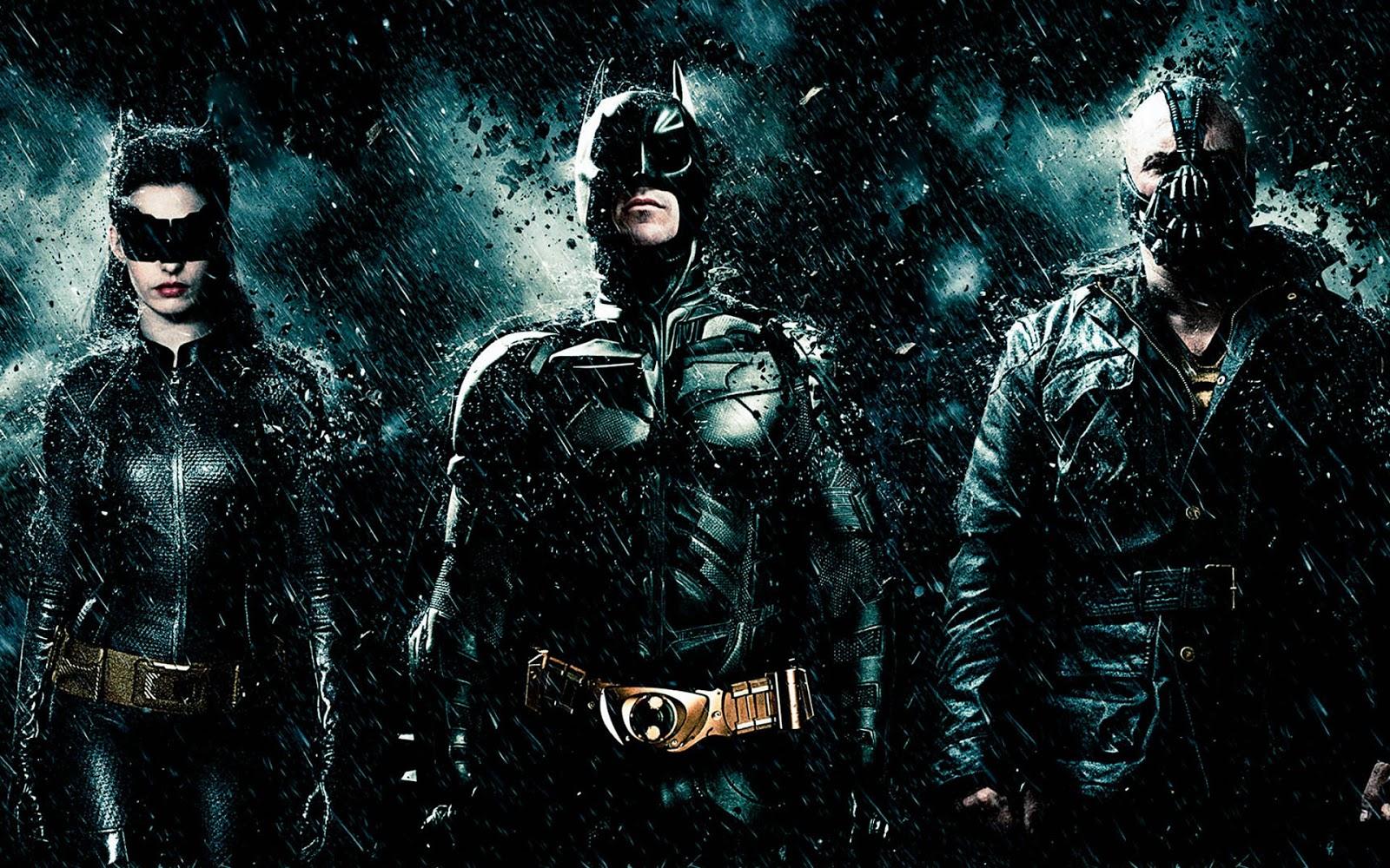 Premium Design 3D: Wallpaper - Dark Knight