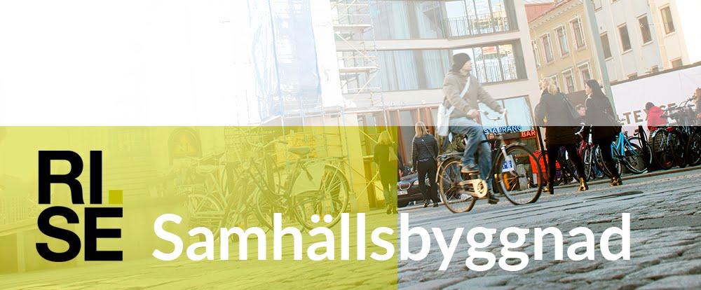 RISE Samhällsbyggnadsbloggen