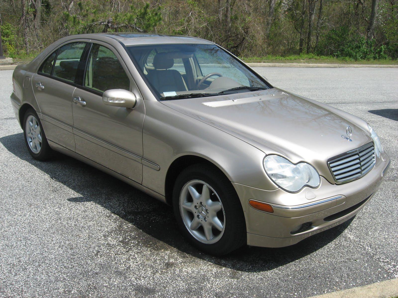 2002 mercedes benz c320
