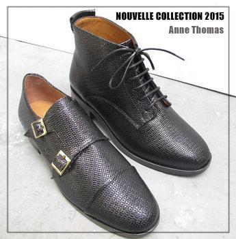 Nouvelles chaussures Anne Thomas hiver 2015