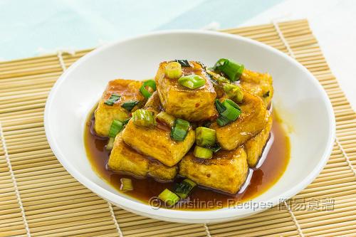 日式照燒豆腐 Teriyaki Tofu02