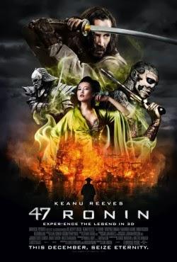 47 Ronin 2013 poster