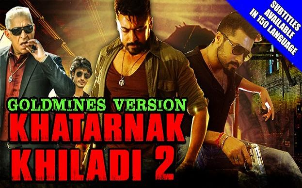 Khatarnak Khiladi 2 Hindi Dubbed 720p HDRip Download