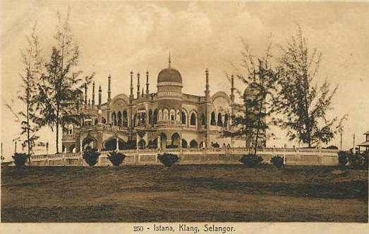 Istana Kota, Klang