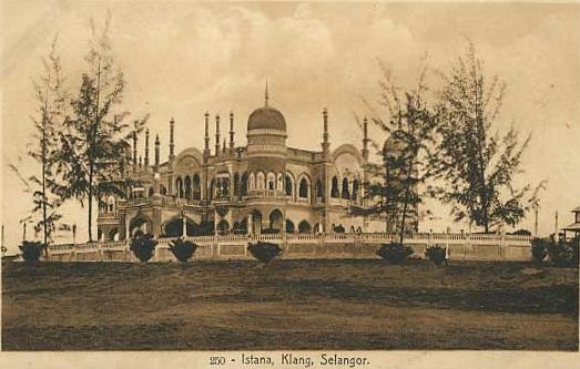 Istana Mahkota Puri, Klang