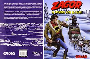 """análisis a """"zagor - el hombre con el fusil"""" en Itaca Comics"""