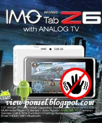 IMO Tab Z6, Review IMO Tab Z6