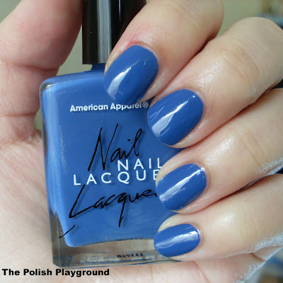 American Apparel Cameo Blue