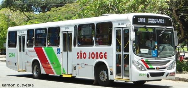 jardim ipe itinerario:frota da 1001 é composta pelos veículos: 0202, 0203, 0204, 0244