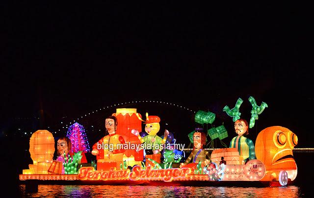 Selangor Tourism Float