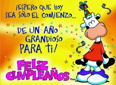 Cumpleaños - Tarjetas - Postales - Imagenes - Frases y Mensajes