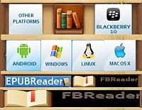 FBReader EPUB Eletronic Publication