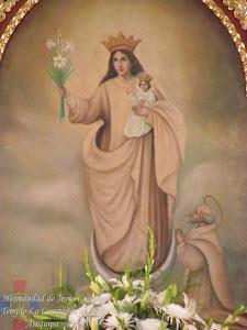 Octubre - Nuestra Señora de la Nube - Templo San Agustín