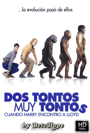 Dos Tontos Muy Tontos [1080p] [Latino-Ingles] [MEGA]