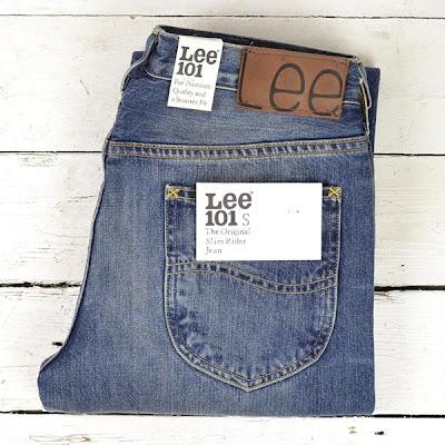 Lee 101S: Celana Jeans Paling Populer Setelah Levi's 501