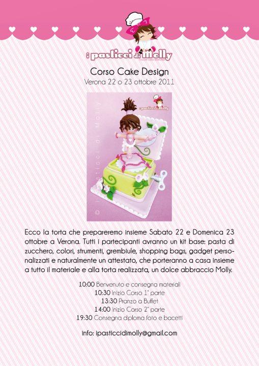 Corso Di Cake Design Verona : Free Time Creations: Corso di cake design con la ...