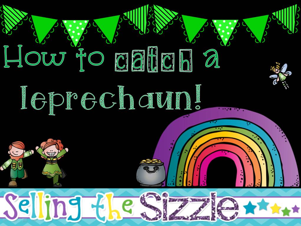 https://www.teacherspayteachers.com/Product/How-to-Catch-a-Leprechaun-1160974