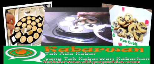 Ilustrasi Top 3 Video Terbaik Belajar Membuat Kue Cubit - Kabarwan