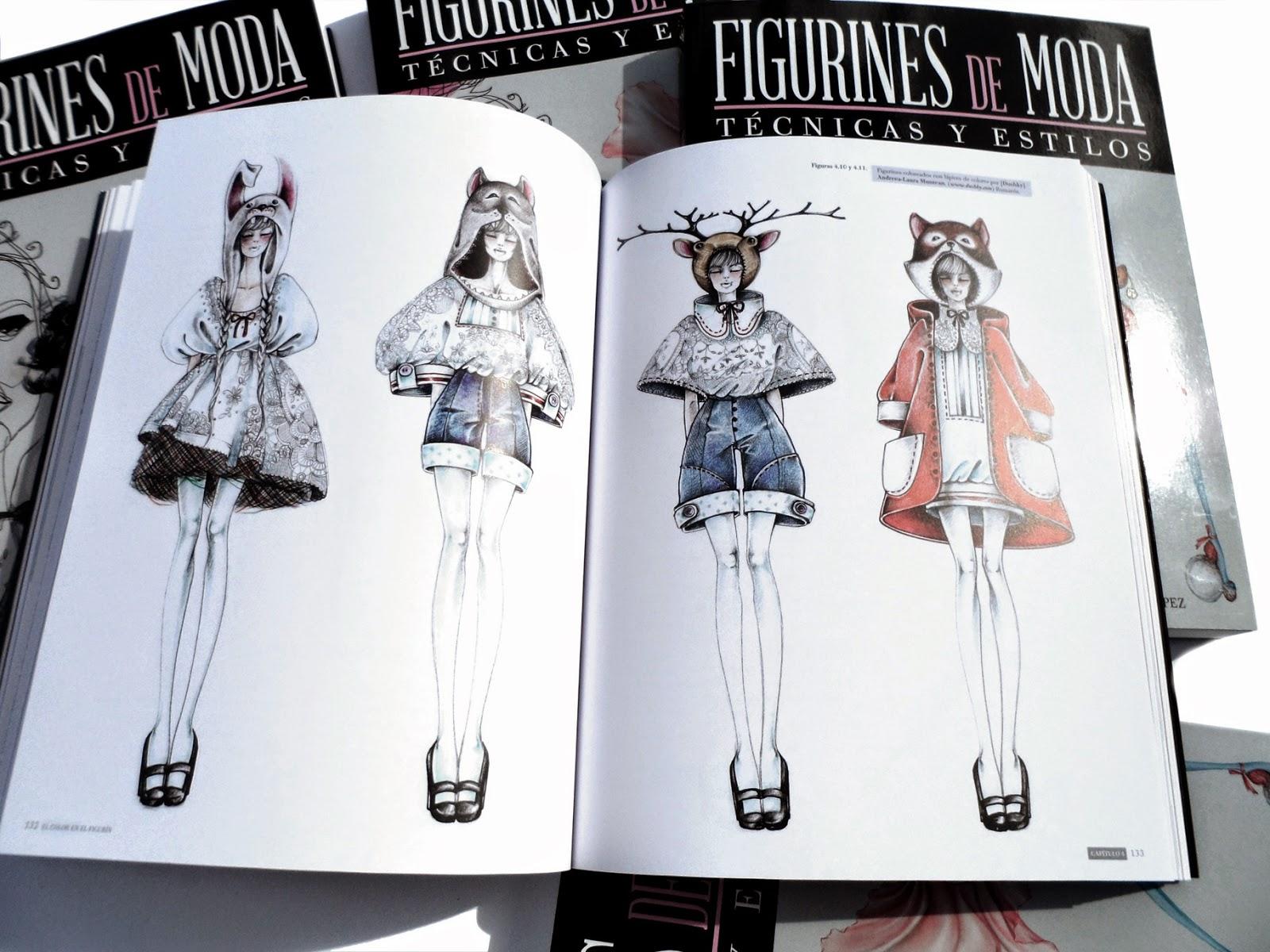 Complete book of fashion illustration 5