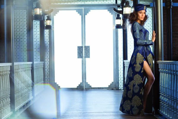 sonam & paras modi collection lakme fashion week 2015