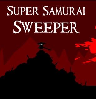 Super Samurai Sweeper cheats walkthrough.