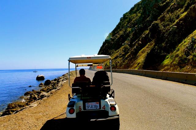 Can I Bring My Car To Catalina Island