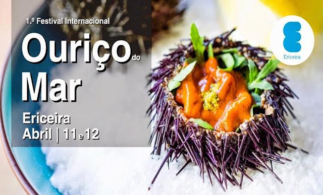 Divulgação: Ericeira acolhe 1º Festivel Internacional do Ouriço-do-Mar - reservarecomendada.blogspot.pt