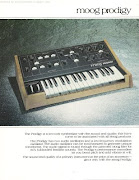 Moog Prodigy (text in english)