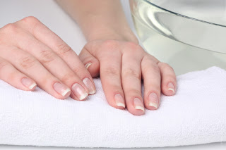 how to make nails stronger and whiter