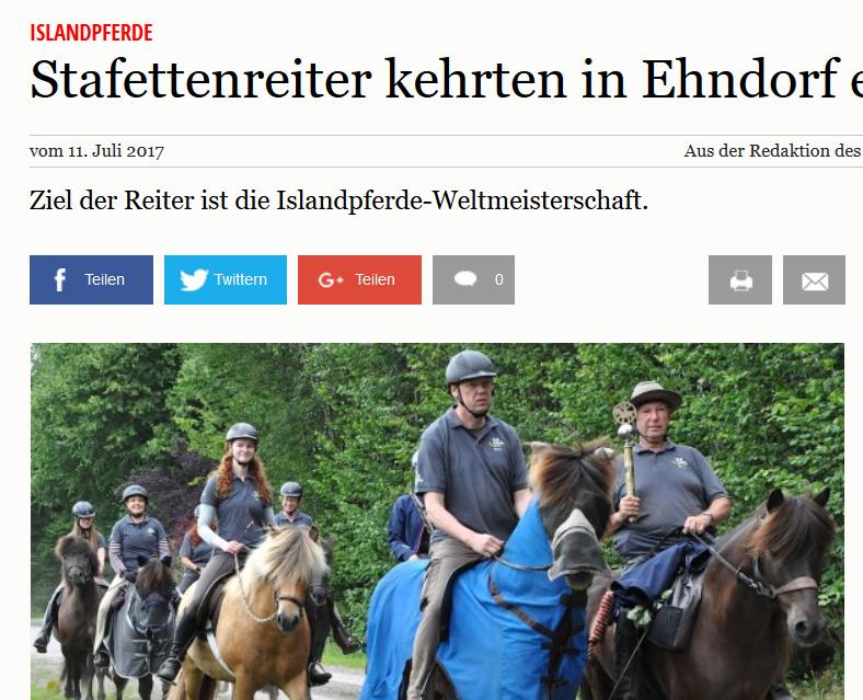 Holsteinischer Courier