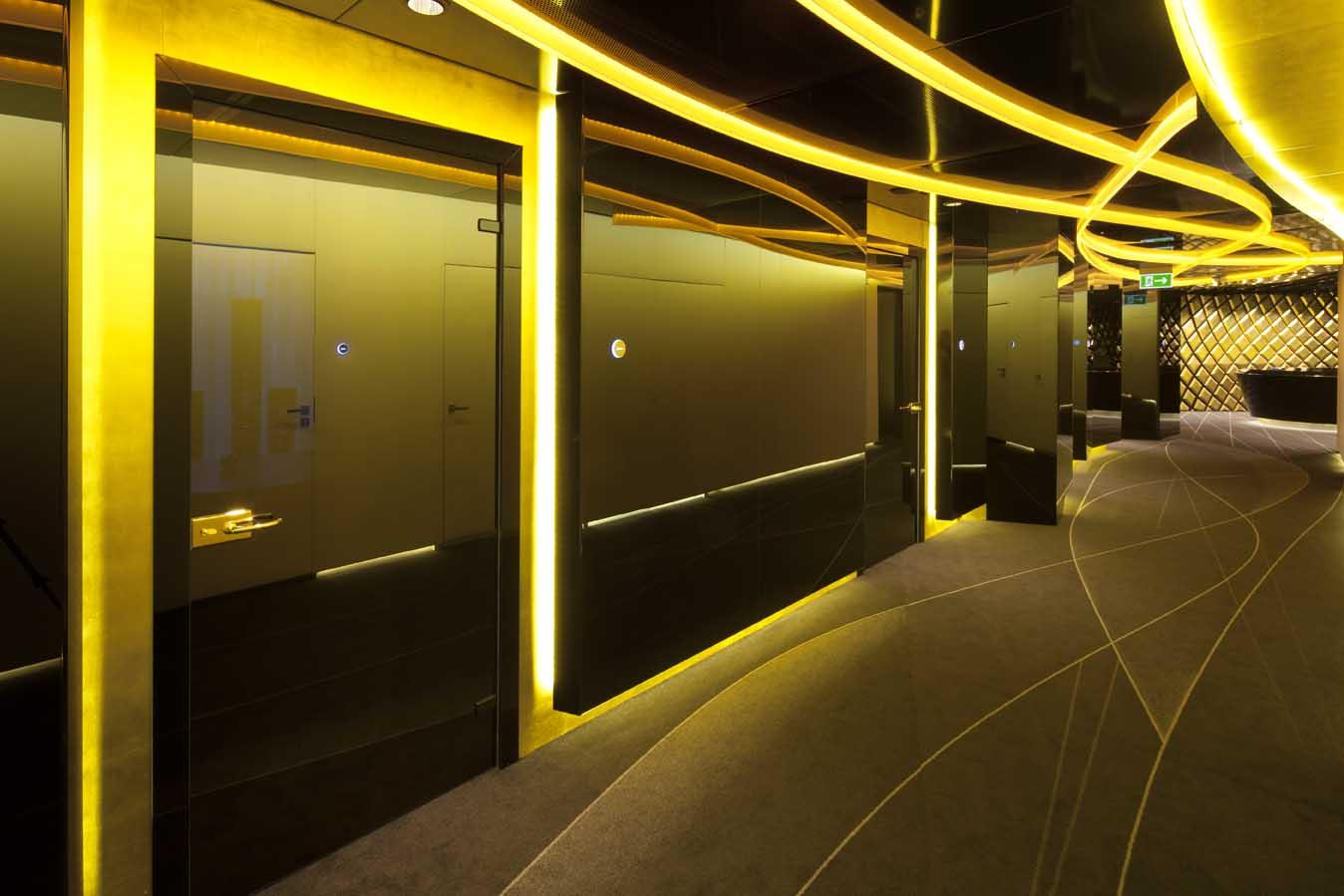 light architecture pko bank polski. Black Bedroom Furniture Sets. Home Design Ideas
