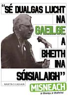 Grúpa clé-eiteach a dhéananns an nasc idir an ghéarchéim teanga agus an ghéarchéim eacnamaíochta