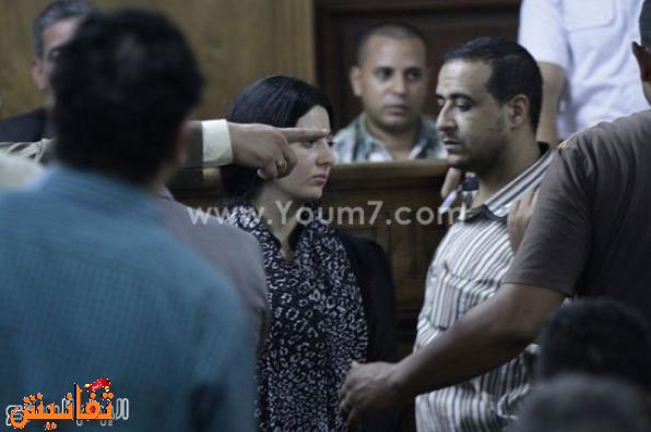 صور محاكمة صافيناز