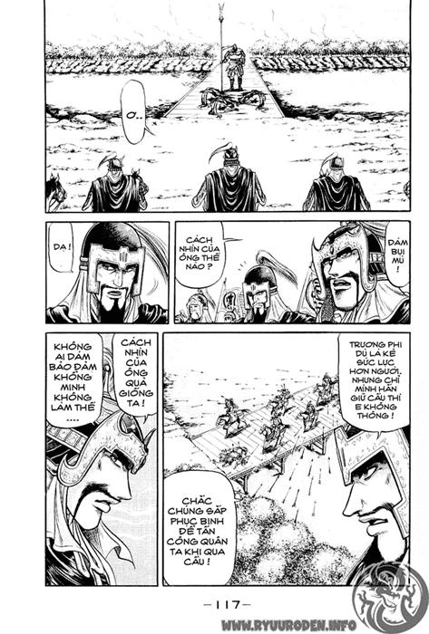 Chú Bé Rồng - Ryuuroden chap 26 - Trang 11