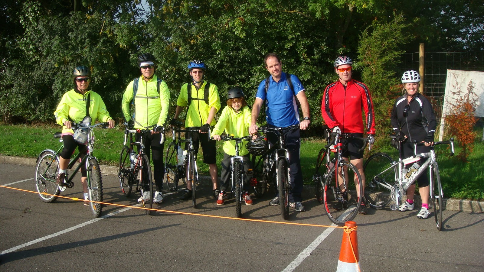 Keytek Locksmiths to take on Glastonbury Bike Ride