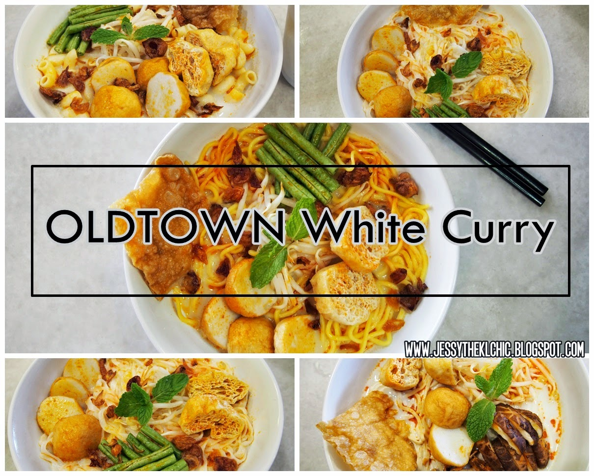 Food: OLDTOWN White Curry