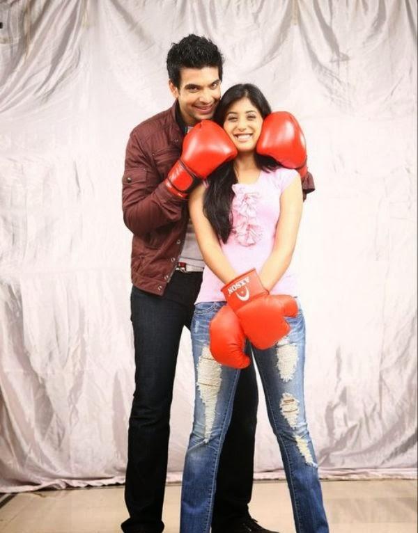 Karan Kundra & Kritika Kamra Couple HD wallpapers Free Download