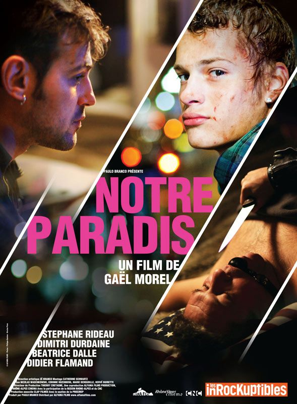 movie reviews gay themed notre paradis french our