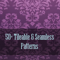 50+ Tileable And Seamless Patterns Free Download