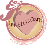 Sponsored by Live And Love Crafts