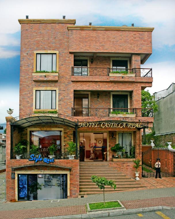Hotel Castilla Real Pereira