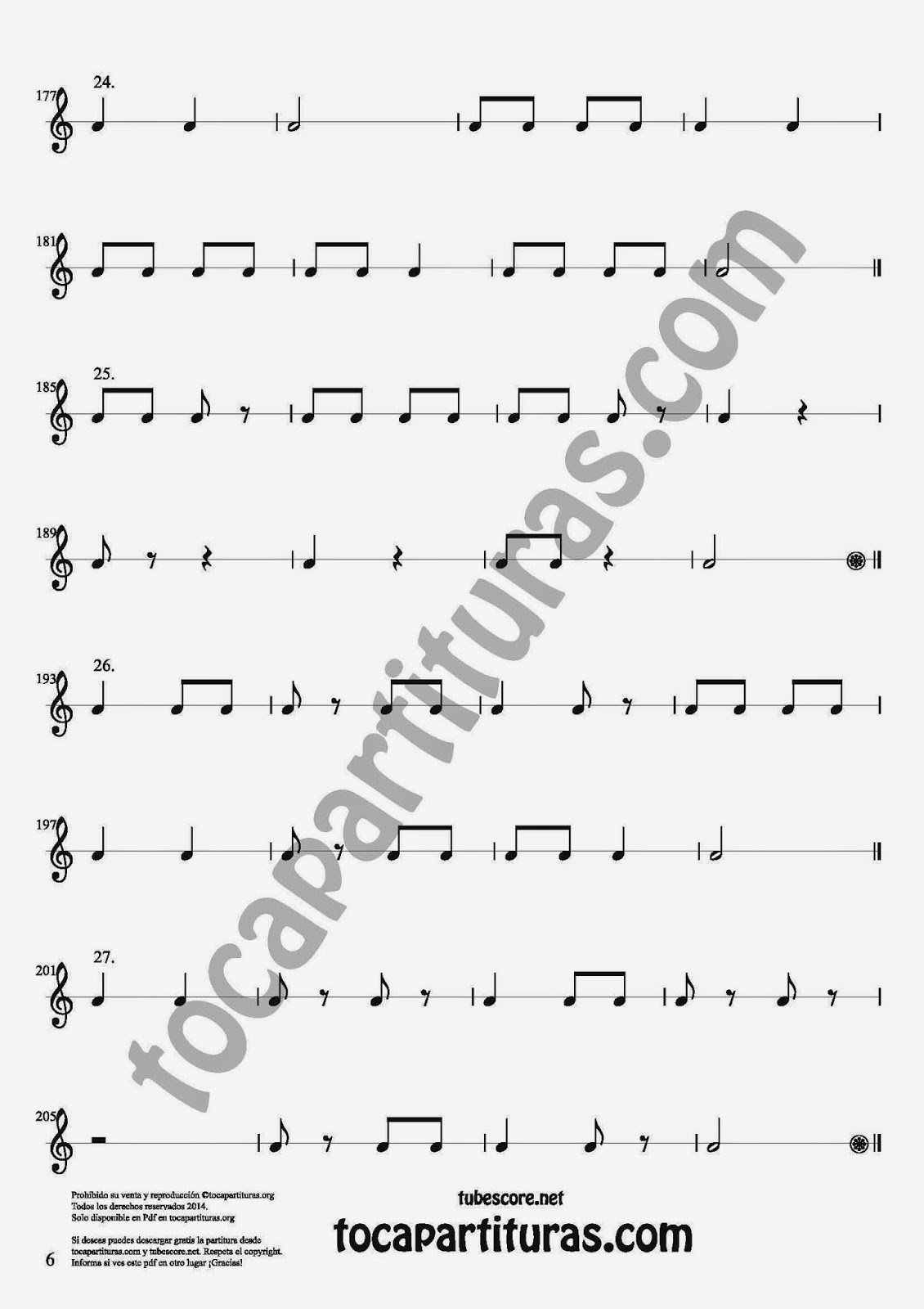 Ejercicios Ritmicos Para Guitarra 27 Ejercicios Rítmicos Para