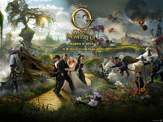 Oz the Great and Powerful wallpapers 002