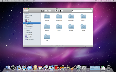 Mac OS X v10.6