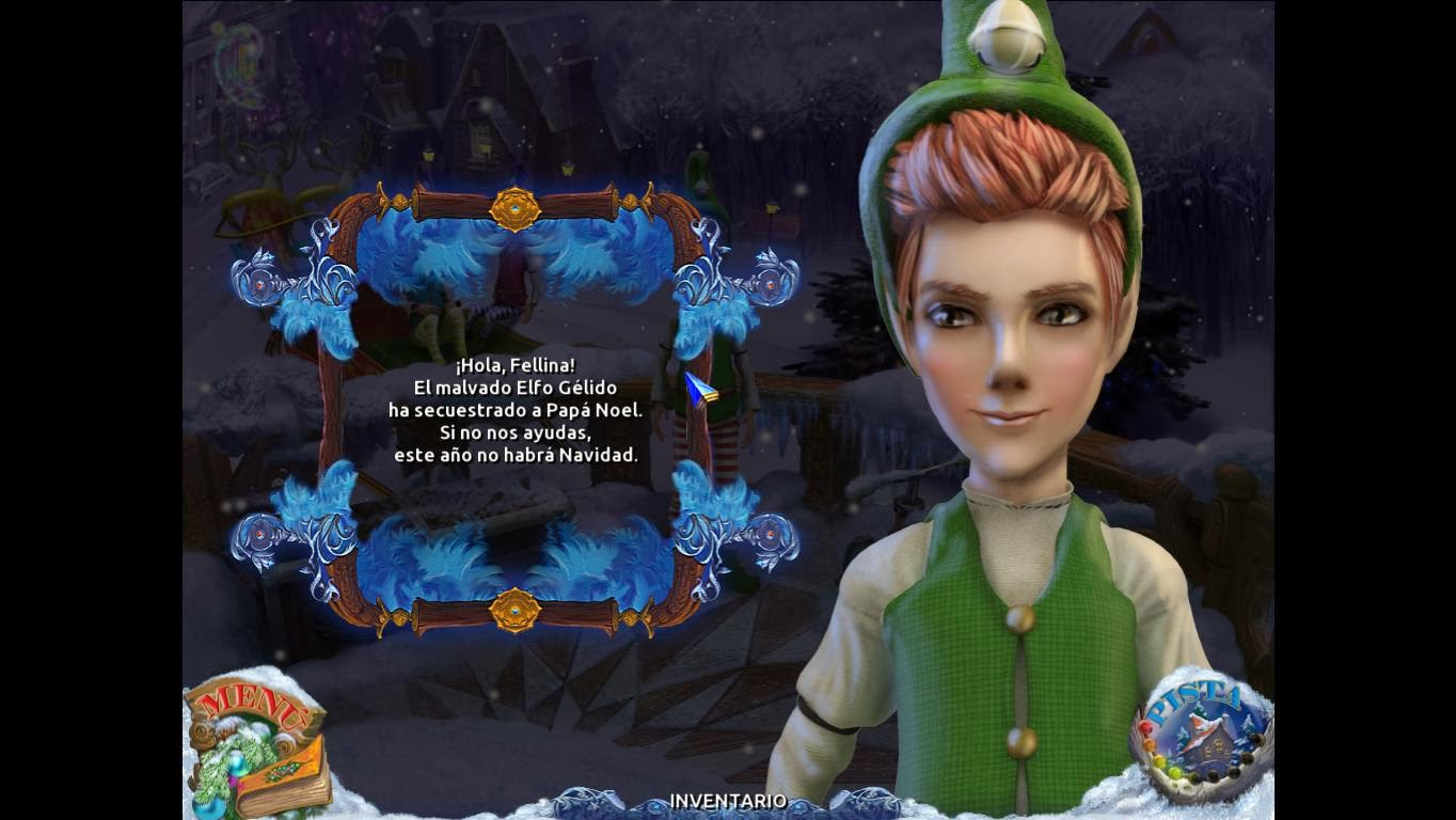 Christmas tales fellinas journey 2017 pc