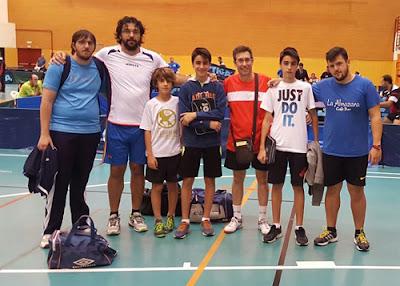 Club Tenis de Mesa Villa de Aranjuez