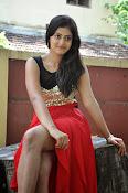 Meghasri glamorous photos in red-thumbnail-19