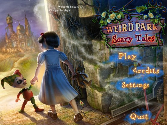 Weird Park 2: Scary Tales free download full version