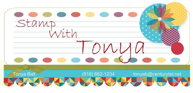 Stampin' With Tonya