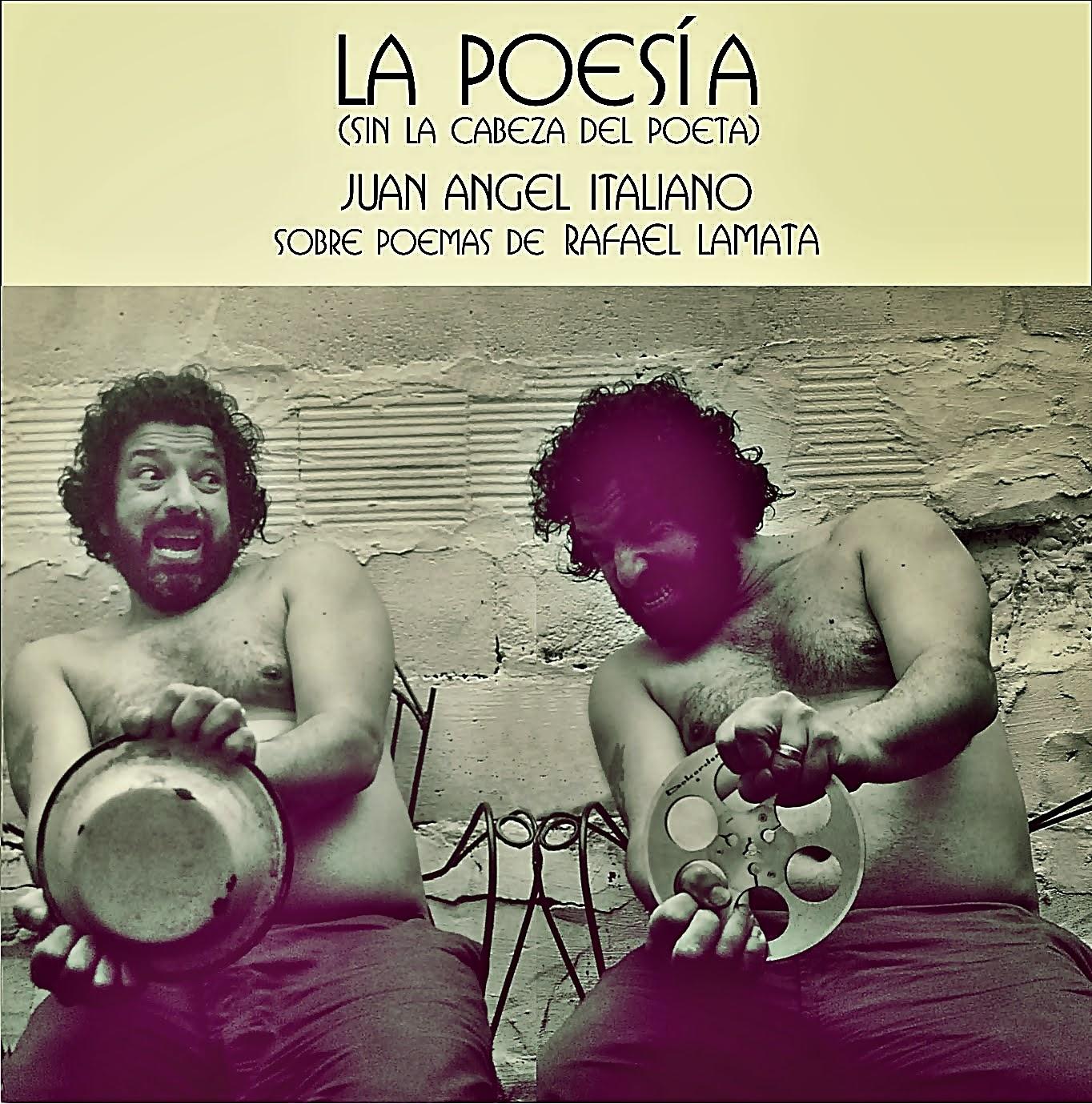 2012 - La poesía sin la cabeza del poeta